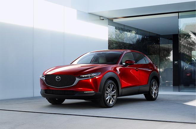 Mazda CX-3 và CX-30 tăng giá bán sau gần một tháng ra mắt - 1