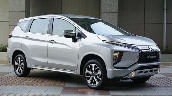 Mitsubishi hé lộ thời điểm ra mắt Xpander thế hệ mới - 1