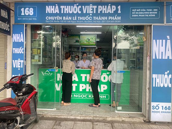 Nhà thuốc Việt Pháp 1 - Địa chỉ tin cậy để trao gửi niềm tin về sức khỏe - 1