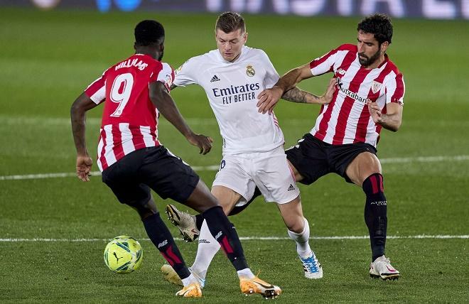 Nhận định bóng đá Athletic Bilbao - Real Madrid: Mệnh lệnh phải thắng - 1