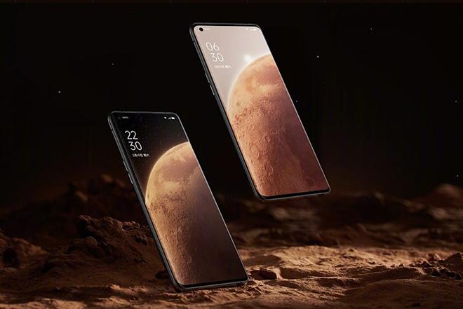 Ra mắt Oppo Find X3 Pro Sao Hỏa siêu bá đạo - 1