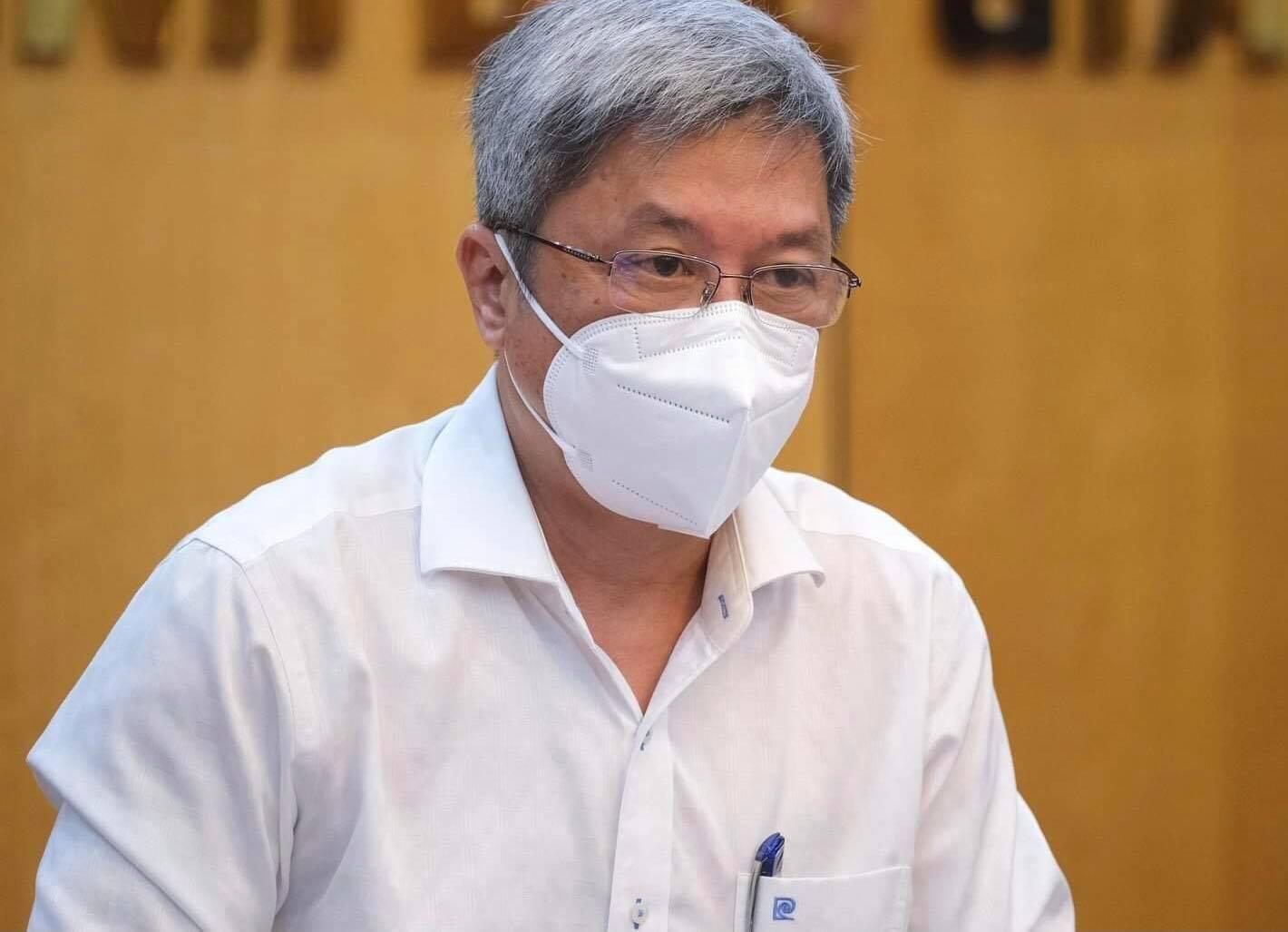 """Bộ Y tế huy động chuyên gia từ khắp các """"mặt trận"""" về hỗ trợ Bắc Giang - 1"""