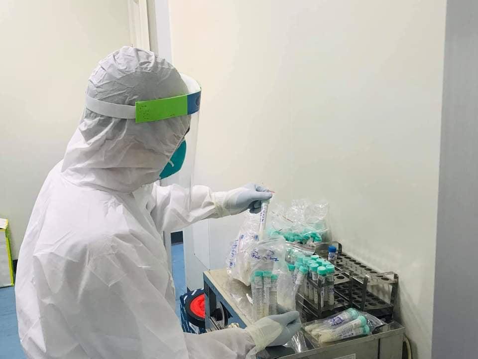 Tuyên Quang ghi nhận 1 ca dương tính với SARS-CoV-2, từng ở chung với bệnh nhân 3918 - 1