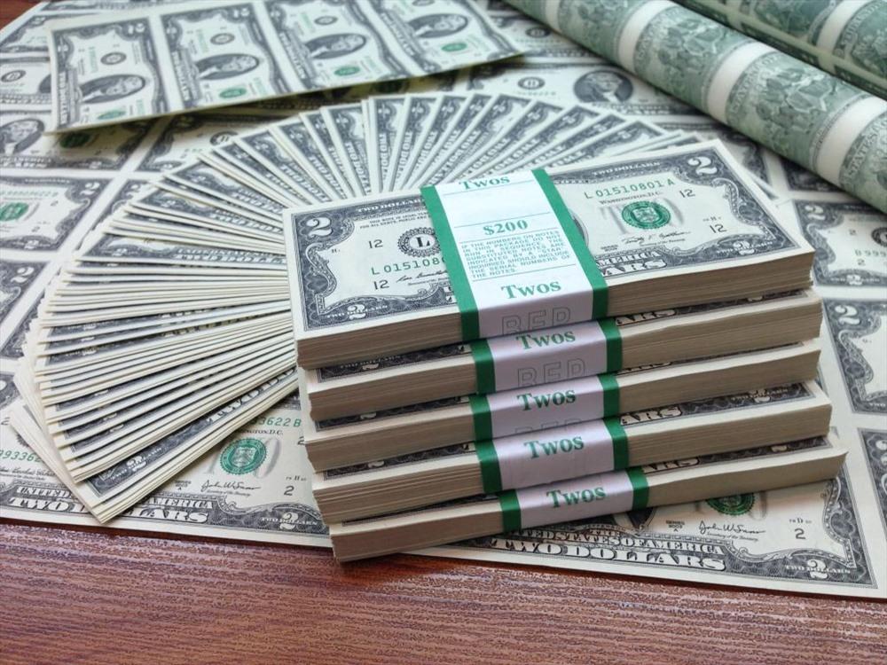 Tỷ giá USD hôm nay 17/5: Tăng trước tin tốt về kinh tế Mỹ - 1