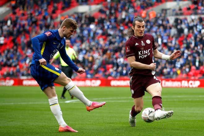 Video Chelsea - Leicester: Siêu phẩm nã đại bác, kỳ tích đi vào lịch sử - 1