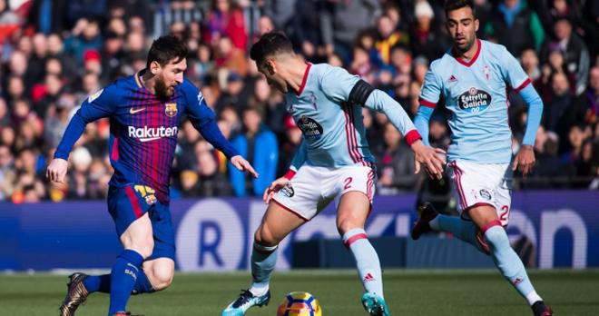 Nhận định bóng đá Barcelona - Celta Vigo: Điểm tựa Messi, không còn đường lùi - 1