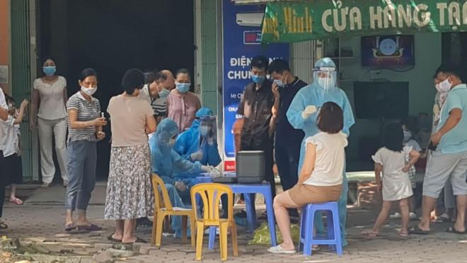 Gần 2.000 F2 của BN3091 tại Thanh Hóa trở lại cuộc sống bình thường - 1