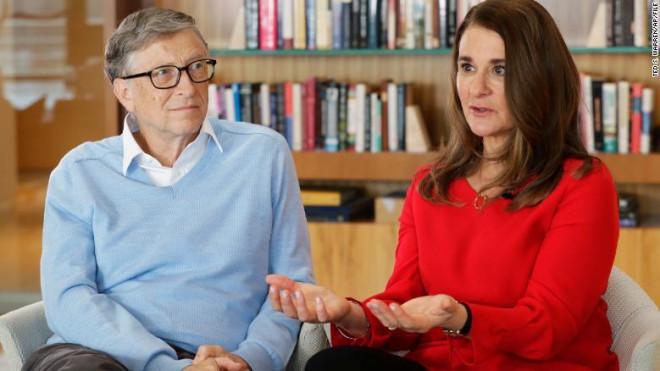 Tỉ phú Bill Gates bị cáo buộc có quan hệ tình ái với nhân viên nữ - 1