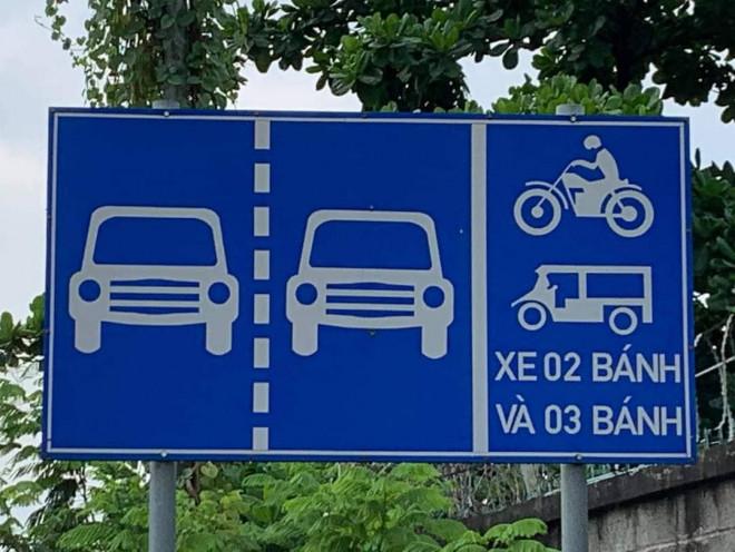 Ô tô, xe máy cần lưu ý điều này để tránh đi sai làn đường - 1