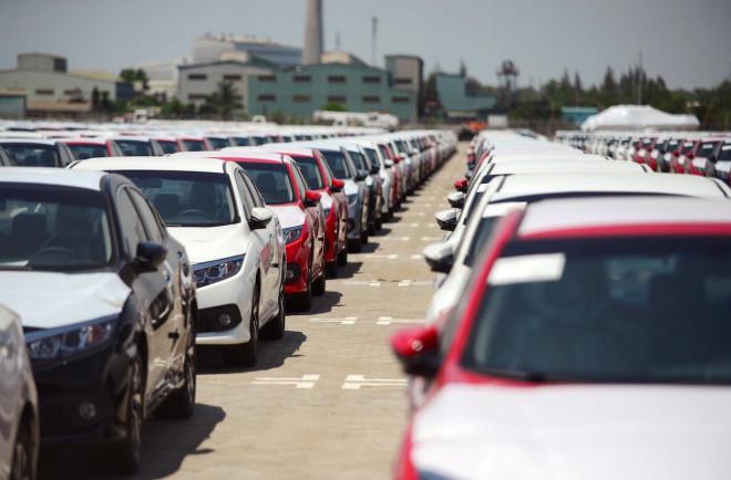 Xe Indonesia giá 280 triệu đồng/chiếc tiếp tục tràn vào VN - 1