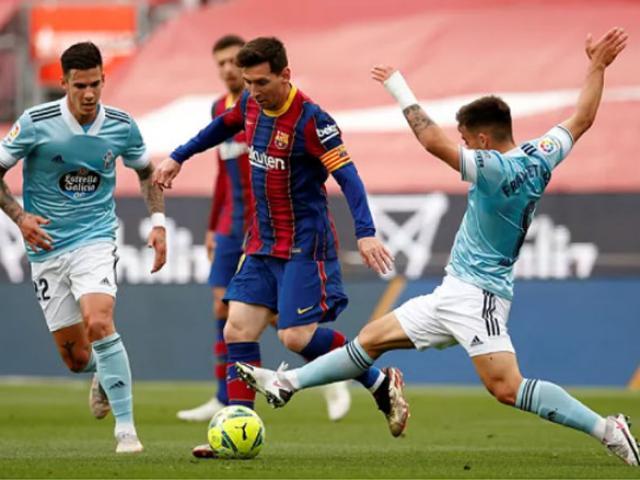 Trực tiếp bóng đá Barcelona - Celta Vigo: Liên tiếp nhận cú sốc cuối trận (Hết giờ)