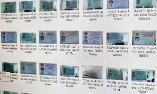 Điều tra thông tin hàng ngàn CMND bị rao bán trên diễn đàn hacker - 1