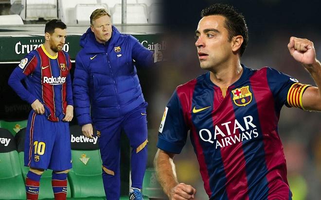 """Barca đầu hàng Real - Atletico: Koeman chờ bị """"trảm"""", Xavi có thể trở lại - 1"""