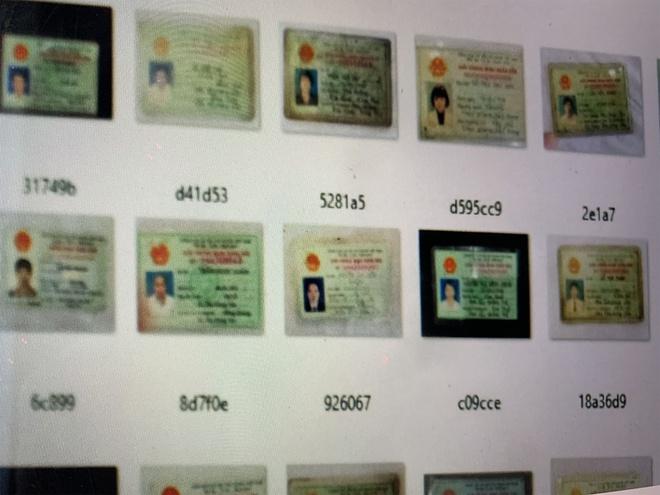 Bộ Công an điều tra vụ gần 10.000 CMND, CCCD người Việt bị rao bán trên mạng - 1