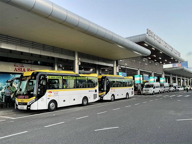 Dịch vụ xe đưa đón sân bay Cam Ranh Thu Hiền - Nha Trang giá rẻ - 1