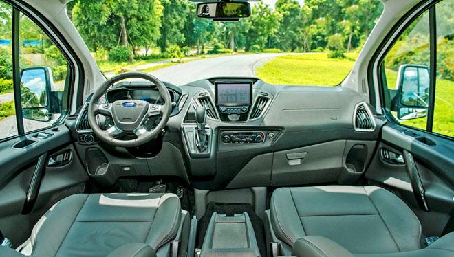 Dừng bán dòng xe Ford Tourneo, đại lý giảm giá lên đến 100 triệu đồng - 4