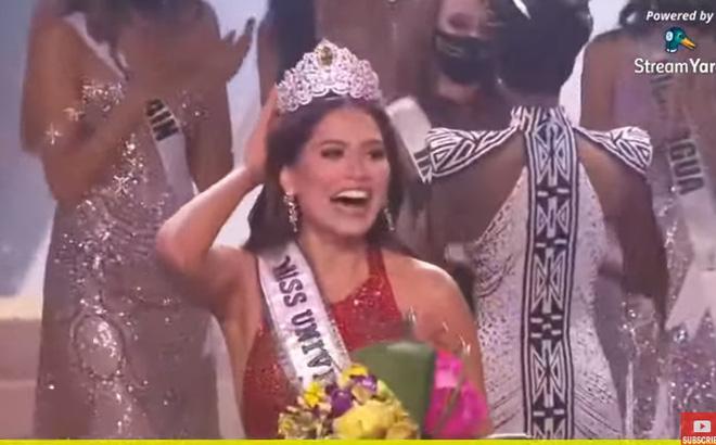Khánh Vân trượt top 10, người đẹp Mexico đăng quang Miss Universe 2020 - 1
