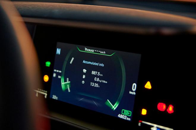 Kỷ lục mới về xe chạy pin nhiên liệu, đi được 900km trong bình đầy - 5