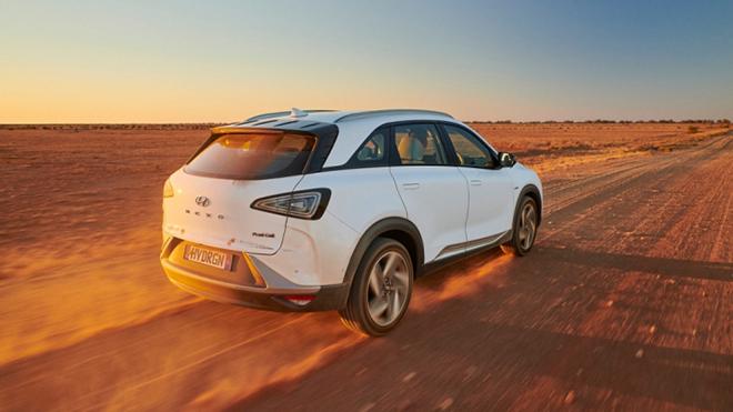 Kỷ lục mới về xe chạy pin nhiên liệu, đi được 900km trong bình đầy - 3