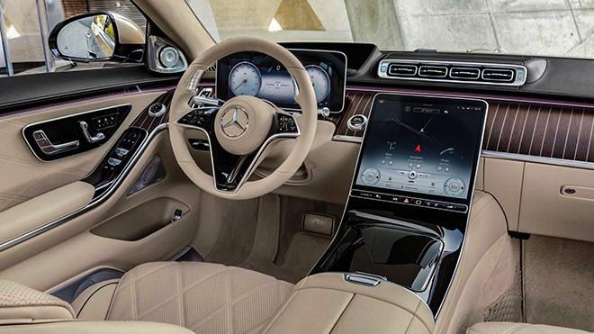 Mercedes-Maybach S650 vẫn được trang bị động cơ V12 - 7