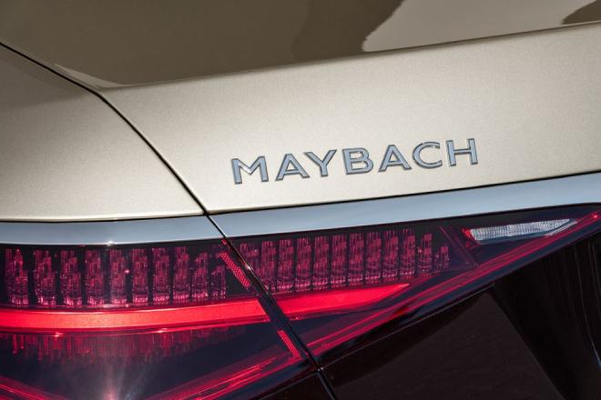 Mercedes-Maybach S650 vẫn được trang bị động cơ V12 - 5