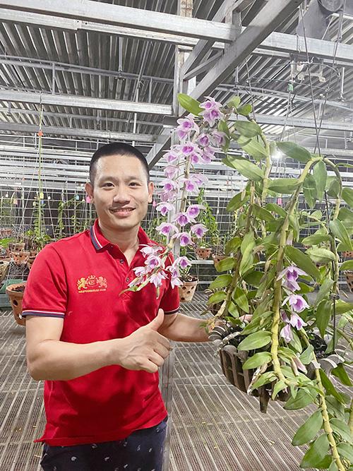 Nghệ nhân Phan Tiến – Chia sẻ những lưu ý khi trồng và chăm sóc hoa lan - 1