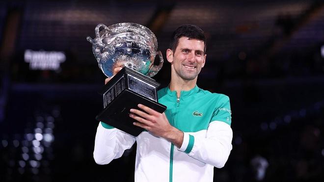 Nóng nhất thể thao tối 17/5: Rộ tin Australian Open 2022 không diễn ra ở Úc - 1