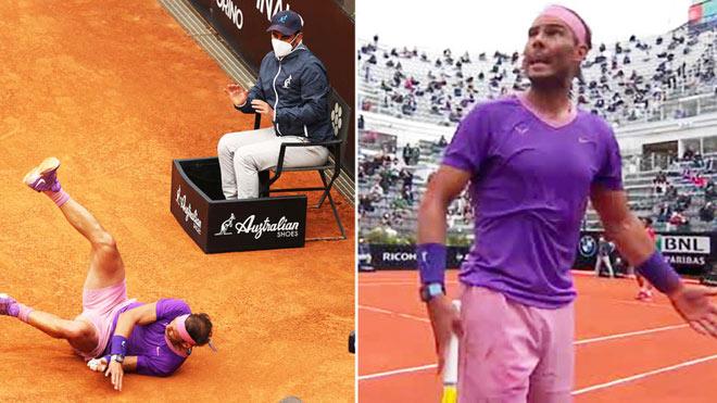 Tennis 24/7: Nadal điên tiết tố mặt sân, Federer lạc quan tái xuất sân nhà - 1