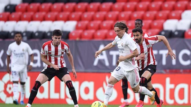 Video Bilbao - Real Madrid: Khó khăn bủa vây, người hùng bất ngờ - 1
