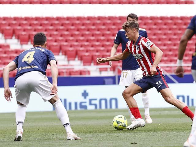 Video Atletico Madrid - Osasuna: Ngược dòng mãn nhãn, ghi danh Suarez - 1