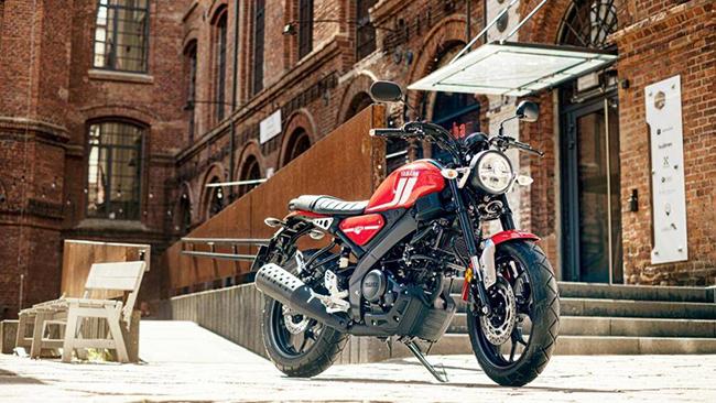 Yamaha XSR 125 hoàn toàn mới vừa được giới thiệu tới người dùng tại khu vực Châu Âu