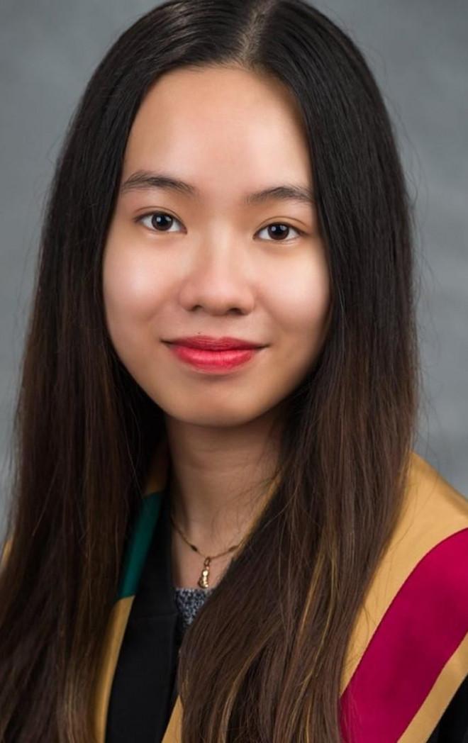 Cô gái Quảng Trị và Huy chương học thuật Toàn quyền Canada - 1