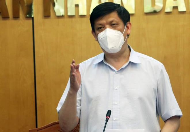 Lập ngay Tổ thường trực đặc biệt của Bộ Y tế ở Bắc Giang, Bắc Ninh, Thứ trưởng Nguyễn Thường Sơn là Tổng chỉ huy - 1