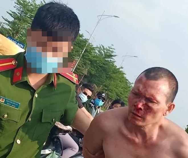 """Chân dung kẻ giết người """"máu lạnh"""" bị tài xế taxi hạ gục ở Hà Nội - 1"""
