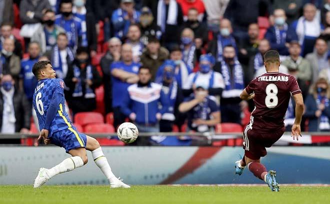 """Nhận định bóng đá Chelsea - Leicester: """"Chung kết"""" top 4,  trả hận FA Cup - 1"""