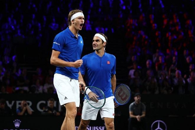Nóng nhất thể thao tối 18/5: Federer lên tiếng bảo vệ Zverev - 1