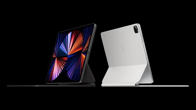 Đập hộp sớm iPad Pro 12,9 inch M1 2021 siêu xịn mịn - 1