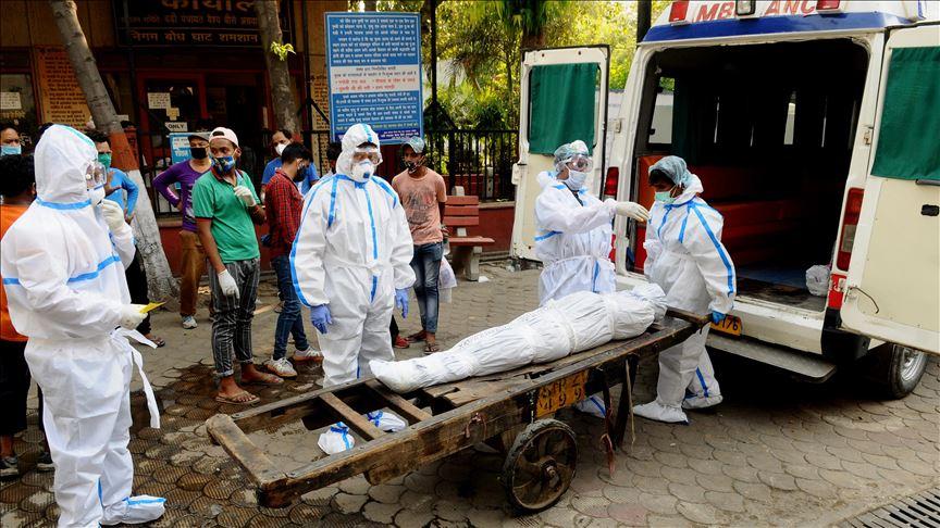 Ấn Độ: Số người tử vong vì Covid-19 tăng cao kỷ lục - 1
