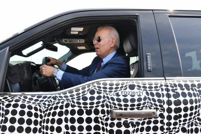 """Tổng thống Biden gây tranh cãi sau câu đùa """"kém duyên"""" khi được hỏi về tình hình dải Gaza - 1"""