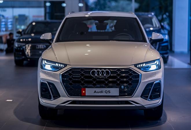 Audi Q5 phiên bản mới ra mắt thị trường Việt, dự kiến hơn 2,5 tỷ đồng - 5