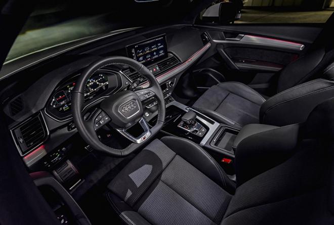 Audi Q5 phiên bản mới ra mắt thị trường Việt, dự kiến hơn 2,5 tỷ đồng - 13