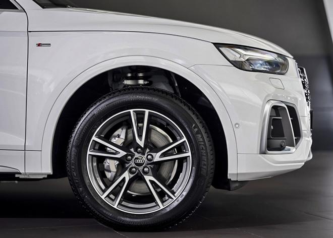 Audi Q5 phiên bản mới ra mắt thị trường Việt, dự kiến hơn 2,5 tỷ đồng - 7