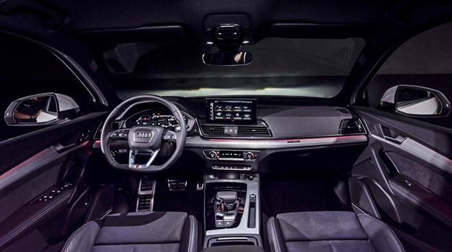 Audi Q5 phiên bản mới ra mắt thị trường Việt, dự kiến hơn 2,5 tỷ đồng - 10