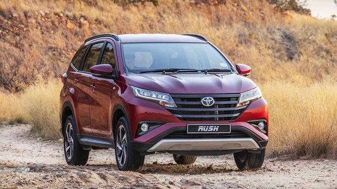 Giá xe Toyota Rush lăn bánh tháng 5/2021 - 1