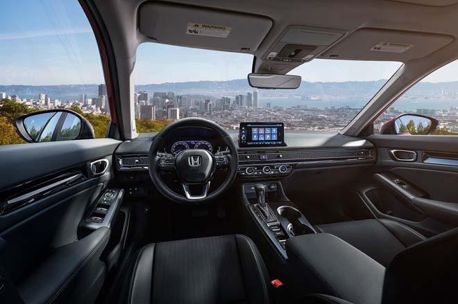 Honda Civic 2022 sắp ra mắt tại Đông Nam Á, chờ ngày về Việt Nam - 5
