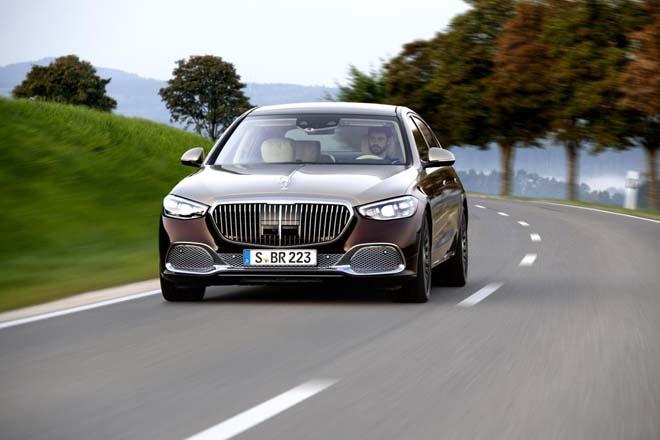 Ra mắt Mercedes-Maybach S680 2022, giá quy đổi chỉ từ 4,6 tỷ đồng - 1