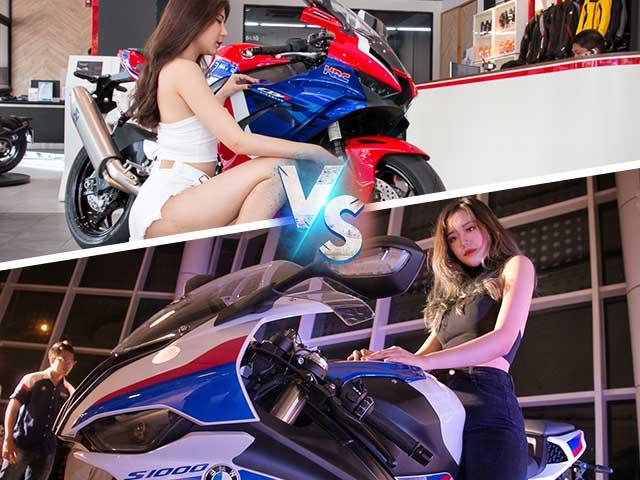 """Tầm giá tỷ đồng, Honda CBR1000RR-R hay BMW S 1000 RR xứng đáng để biker """"chơi lớn""""? - 1"""