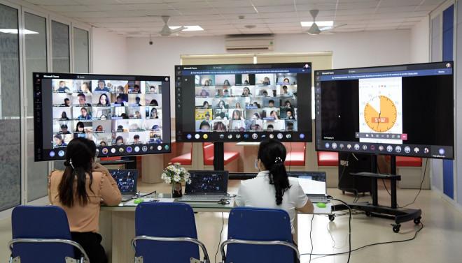 """Thi trực tuyến, học sinh Hà Nội sẽ """"bị"""" giám sát thế nào? - 1"""