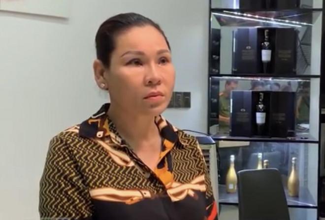 Nữ doanh nhân Thu Trà nổi tiếng mạng xã hội, vừa bị khởi tố thêm tội rửa tiền - 1