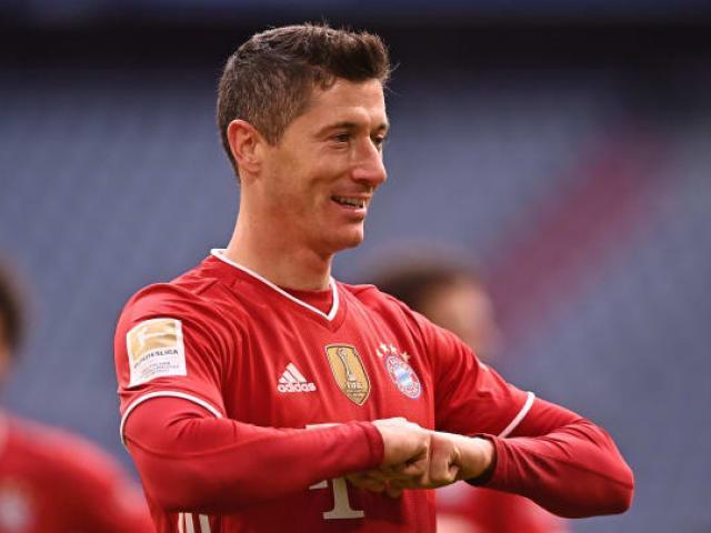 """Siêu sao Lewandowski tính bỏ Bayern Munich, đứng trước """"ngã ba đường"""""""